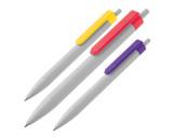 Bolígrafo con clip estándar