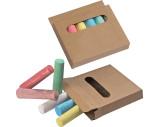 Pinturas de cera en caja